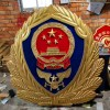 标准规格消防徽定做-室内室外悬挂消防徽批发