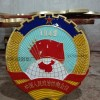 政协徽章生产厂家 大型国徽制造厂 铸铝新款政治协商会徽