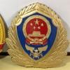 黑龙江消防徽厂家 订购2.5米消防徽 铸铝户外消防徽供应