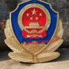 广东省警徽厂家 派出所警徽销售 2米户外门头警徽供应