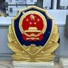 生产警徽厂家-定做批发各种铸铝金属徽章