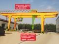 辽宁营口龙门吊生产厂家型号不同 外观也不同