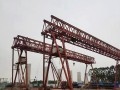 黑龙江齐齐哈尔龙门吊租赁35米大跨度龙门吊
